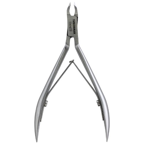 Tweezerman Rock Hard Cuticle Nipper with 1/4 Jaw
