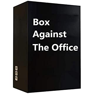 Games Box Against The Office Original Edition - A New Party Game for Adult