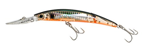 Yo-Zuri Crystal 3D Minnow Deep Diver Jointed Lure