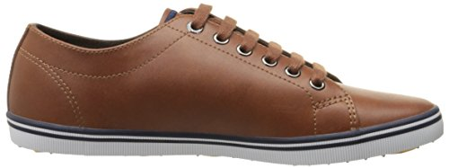 Fred Stringate Scarpe Leather Oxford Perry Marrone Uomo Kingston UxSqUr