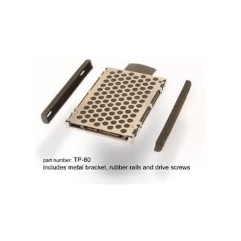 "Lenovo Thinkpad T61 T60 R60 Laptop 2.5/"" Hard Drive Caddy //rails"