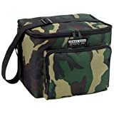 Heavy-Duty Camouflage Water Repellent Cooler Bag by Extreme Pak
