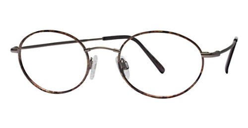 9c0695cf99 Image Unavailable. Image not available for. Color  Flexon Autoflex 69 Eyeglasses  243 Tortoise Natural Demo ...