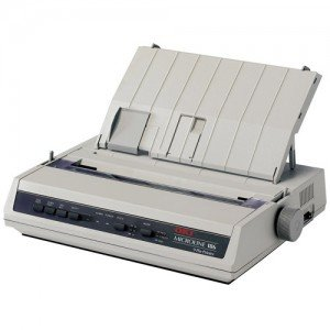 OKIDATA 62422301 – ML186 PARALLEL – MONO – DOT-MATRIX PRINTER – 9-PIN PRINTERHEAD –