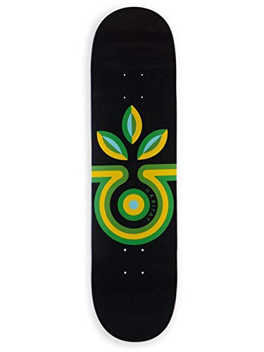 Habitat Striped Bloom Skateboard Deck - 8.25