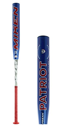 Miken Freak Patriot Maxload Senior Slowpitch Bat MPTRSS - 34/28