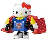New Collection TAKARA TOMY Transformers QTC01 Hello Kitty SANRIO from Japan F/S