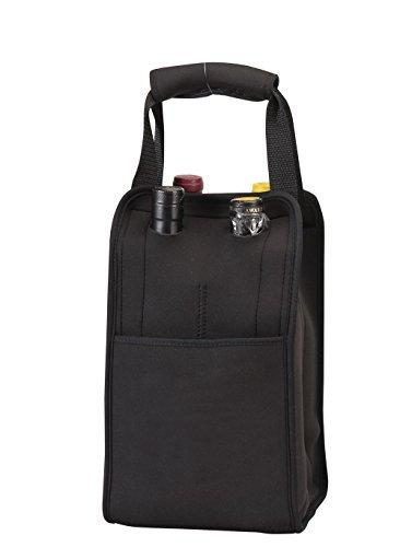 4-bottleワイントートバッグby GOODHOPE GOODHOPE B01C8611YM B01C8611YM, BA select【ビーエーセレクト】:e98db748 --- cooleycoastrun.com