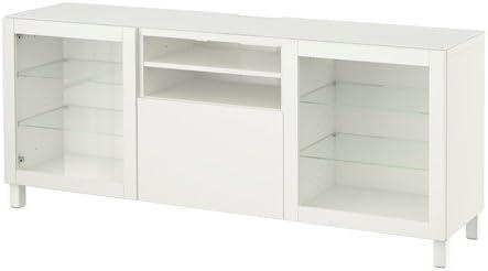 Ikea 16202.295.626 - Mueble de TV con cajones de Cierre Suave (180 ...