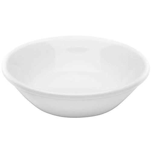 (Elite Global Solutions D40M Rio White 5 Ounce Monkey Dish - 6 / CS)