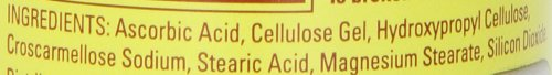 031604014858 - Nature Made Vitamin C 500 mg Synthetic, 100 ct carousel main 2