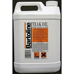 Bartoline Teak Oil 5L
