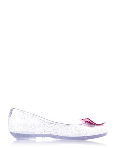 PVC comfort Silver ballet in GUESS Women made of Girls flat Girl of completely synonym made Child style and Italy Y75qd