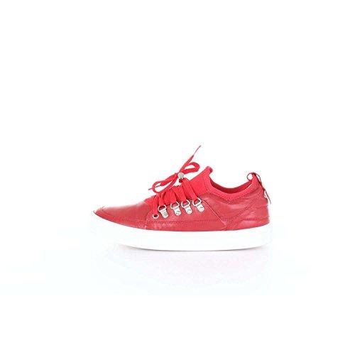 Vand 3720th Alessandro Rojo Mujer Sneakers vAxXaq