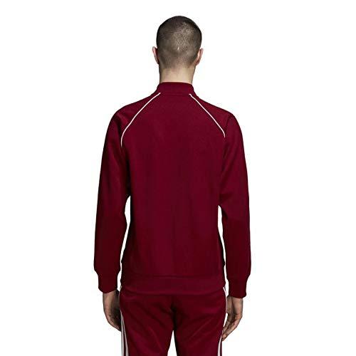 Rosso Uomo Sst nbsp;giacca Adidas buruni nbsp;– Tt w4qxAP