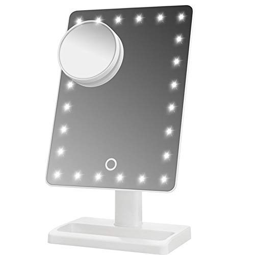 Waneway Large Lighted Makeup Vanity Dressing Table Mirror