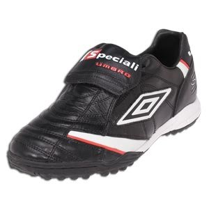 9586dd003 Amazon.com | Umbro Speciali Premier TF Soccer Shoes (Bk/Wh/Sc) | Soccer