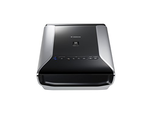 Canon CanoScan 9000F Mark II Colour Scanner, Black