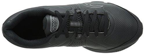 Black Shoe Men's Walking Saucony Grid Momentum qRwZPxnX0