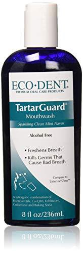 Eco-Dent TartarGuard Mouthwash, 8 fl oz