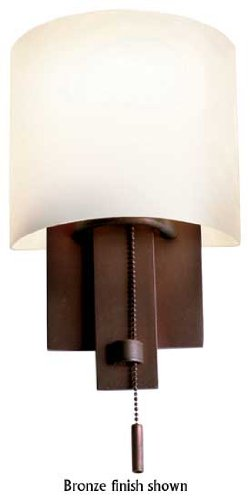 - Bronze Wall Sconce in Bronze