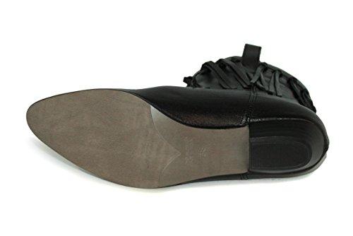 Botas de mujer - Maria Jaen modelo 1250N Negro