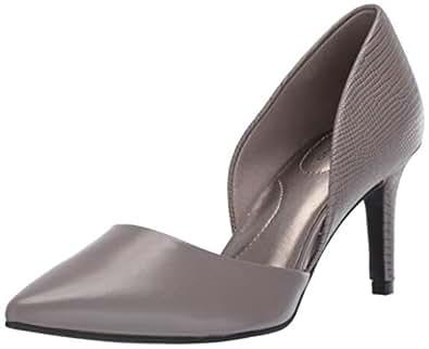 Bandolino Womens 25035310-4WO Grenow Grey Size: 6