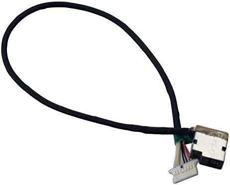 DC POWER JACK HARNESS PLUG CABLE FOR HP Chromebook 14-q002la 14-q002sa 14-q002tu
