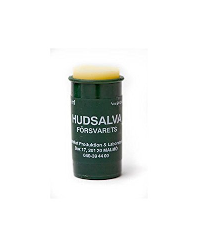 Försvarets Hudsalva Original Military Balm, 2 pieces/Ointment 9 ml