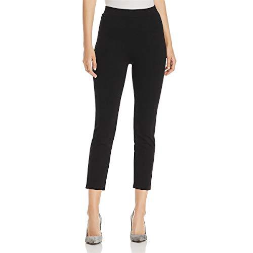 Lyssé Women's Macklin Ponte Cigarette Pant, Black, XS