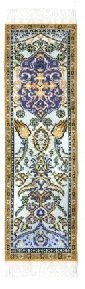 Oriental Carpet Bookmarks Kajara - Authentic Woven Carpet