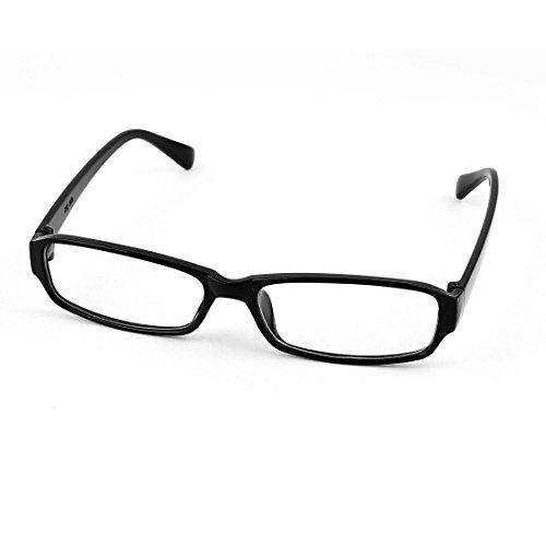 Full Rim Clear Lens Plain Glasses Eyeglasses Plano Spectacle - Lenses Plano