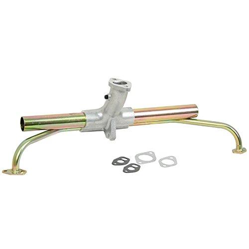 113-129-701AQ EMPI 17-2805 Intake Manifold Kit 30 / 31 / 34 PICT Carburetors - VW Dune Buggy Bug Ghia Thing