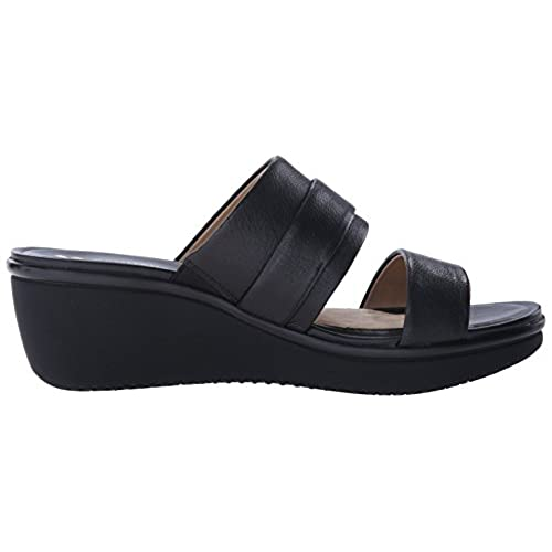3ec732d75aad Naturalizer Women s Aileen Wedge Slide Sandal cheap ...