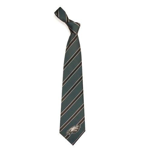 Eagles Wings Philadelphia Eagles Woven Polyester Tie