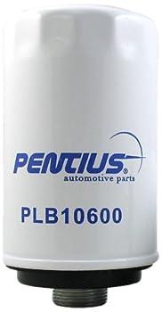 Pentius PLB10600 Red Premium Line Spin-On Oil Filter