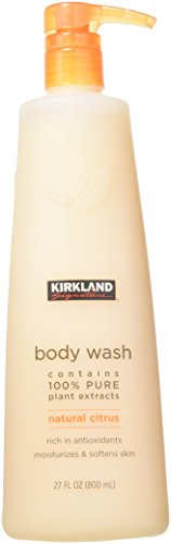 - Kirkland Signature Natural Body Wash 2pk, 27 Ounce