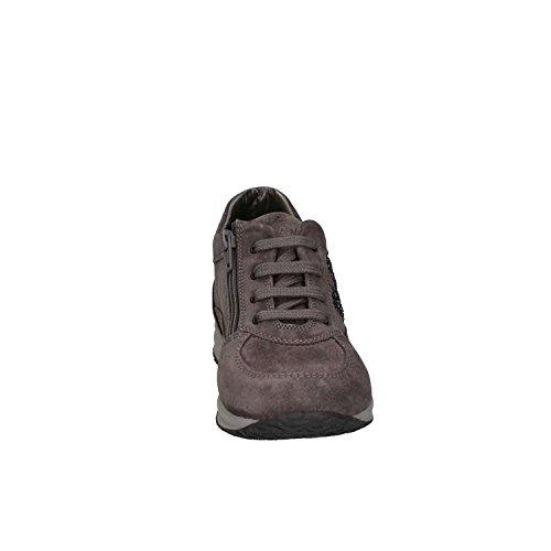 Hogan Junior HXT09200240HBD372B Sneaker Kind Grau