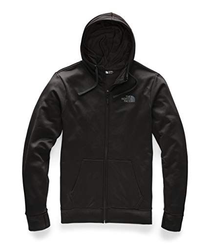 - The North Face Men's Surgent LFC Full Zip Hoodie 2.0, TNF Black/Asphalt Grey, Size XL