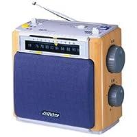 Victor RA-H5 FM/AM卓上ラジオ