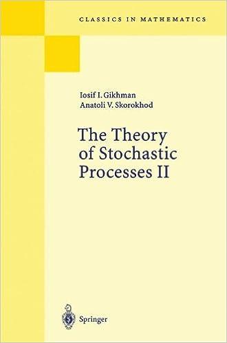 the theory of stochastic processes iii kotz s gihman i i skorohod a v