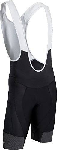 SUGOi - Men's Century Zap Bib Short, Black, Large (Cycling Mens Bib Evolution)