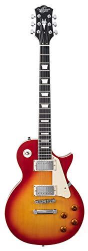 Oscar Schmidt OE20CS LP Style Electric Guitar – Cherry Sunburst