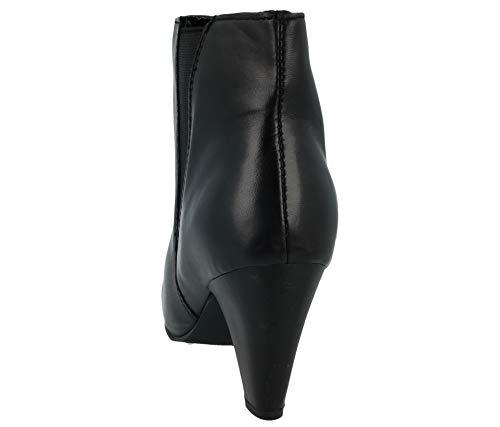 A Gluv Noir Femme Bottes Pour RqH8I