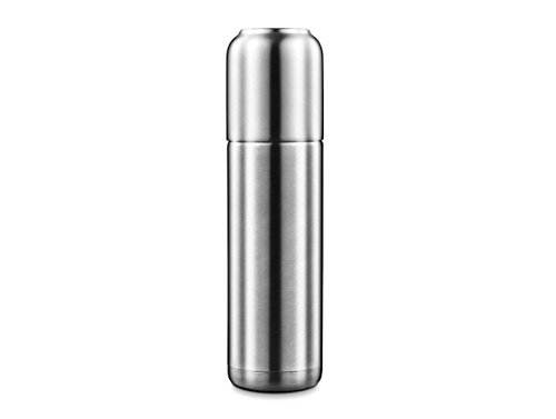 SERAFINO ZANI Celsius Series 18/10 Stainless Steel Vacuum Insulated Water Bottle/ Thermal Flask Thermos (16 oz/500ml) by SERAFINO ZANI