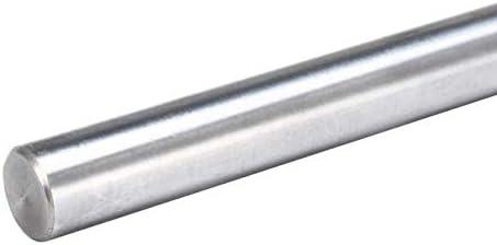8mm x 400mm Bearing Steel Cylinder Linear Rail Optical Axis Linear Shaft Rod