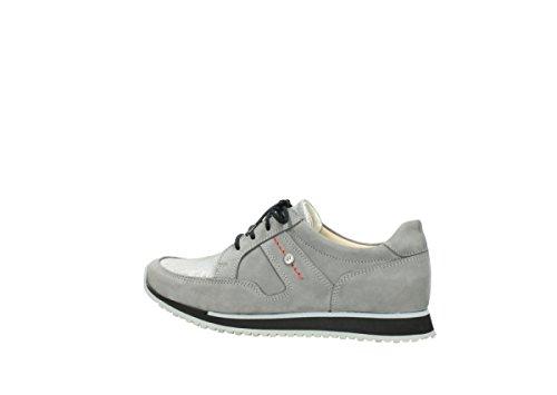 Sneakers Wolky Comfort E-walk 20200 Grigio Nabuk