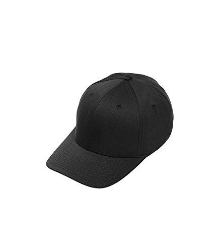 Flexfit Blanko Baseball Cap (XS/S, black)