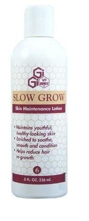 GiGi Slow Grow Skin Maintenance Lotion 8 fl.oz. (236 ml)
