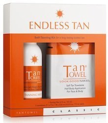 Tan Towel Endless Plus, 3.25 fl. ()